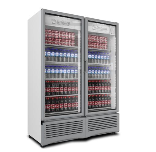 Refrigerador Vertical Imbera G3-42-2P