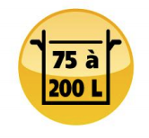 DE 75 A 200L