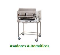 Asadores Automáticos