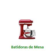 Batidoras de Mesa