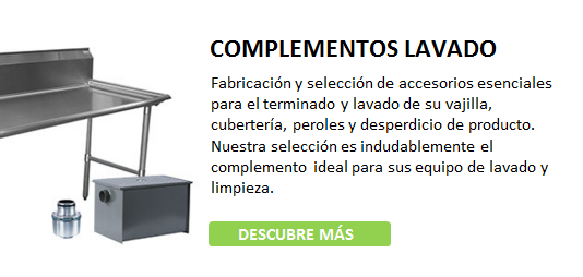 COMPLEMENTOS LAVADO