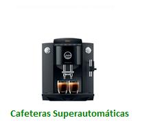 Cafeteras Superautomaticas