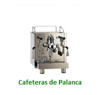 Cafeteras de Palanca