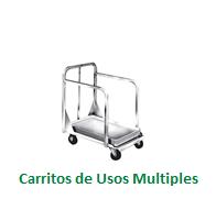 Carritos de Usos Multiples