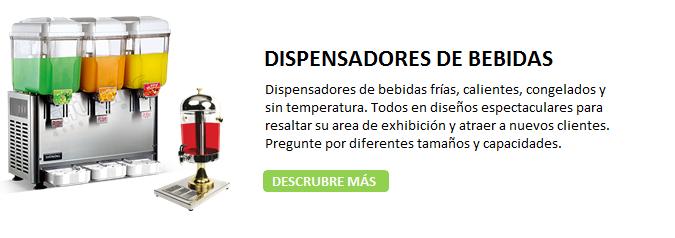 DISPENSADORES DE BEBIDAS, FUENTE DE SODAS/SNACKS