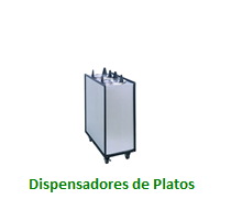 Dispensadores de Platos