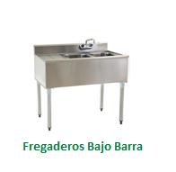 Fregadero Baja Barra