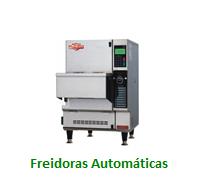 Freidoras Automaticas