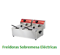 Freidoras de Mesa Electricas