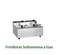 Freidoras de Mesa a Gas
