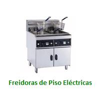 Freidoras de Piso Electricas