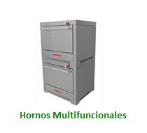 Hornos Multifuncionales