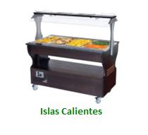 Islas Calientes