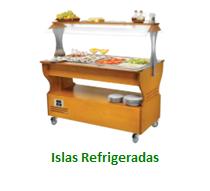Islas Refrigeradas