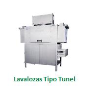 Lavaloza Tipo Tunel