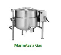 Marmitas a Gas