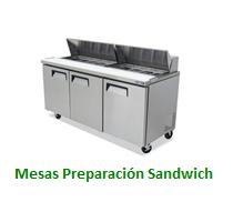 Mesas Sandwich