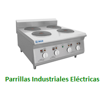 Parrillas Electricas