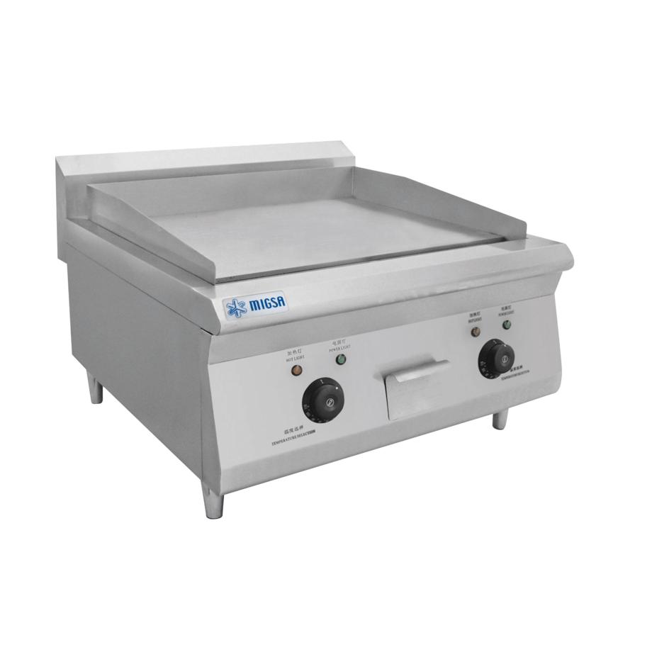 Plancha grill el ctrica migsa fb bn600 e602 praim mx for Plancha electrica para cocinar