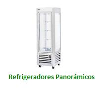 Refrigeradores Panoramicos