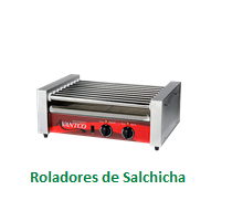 Roladores de Salchicha