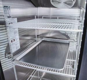 Congelador Vertical 2 Puertas Solidas FS 1100