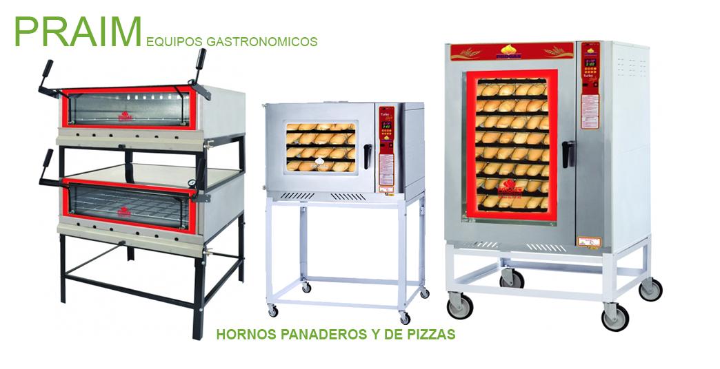HORNOS-PANADEROS