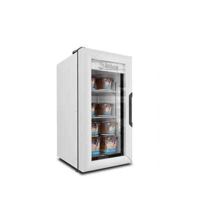 Congelador Puerta de Vidrio Imbera VF1.5