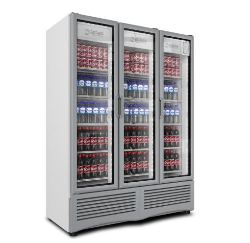 Refrigerador 3 Puertas Imbera G342-3P
