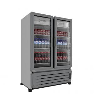 Refrigeradores Verticales con Puerta de Vidrio