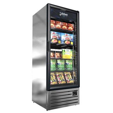 Congelador Puerta de Vidrio Imbera VFS24-AI
