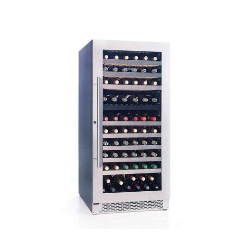 Cava para 99 botellas 2 temperaturas CV120-DT