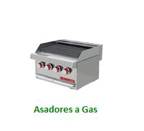 Asadores a Gas