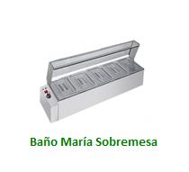 Baño María SM