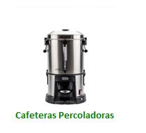 Cafeteras Percoladoras