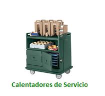 Calentadores de Servicio