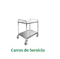 Carros de Servicio