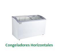 Congeladores H Puerta Vidrio