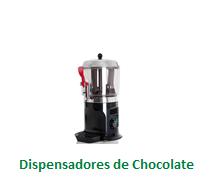 Dispensadores de Chocolate