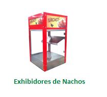 Exhibidor de Nachos
