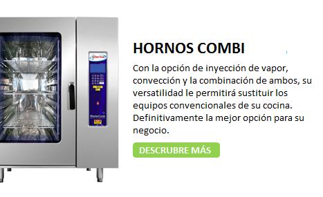 HORNOS COMBI