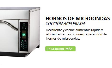 HORNOS DE MICROONDAS CA