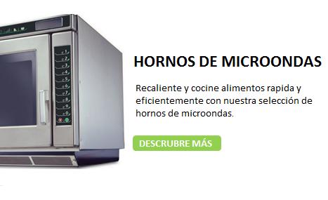 HORNOS DE MICROONDAS