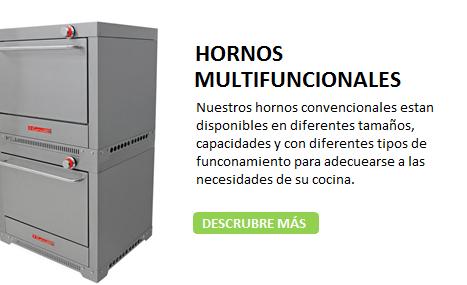 HORNOS MULTIFINCIONALES
