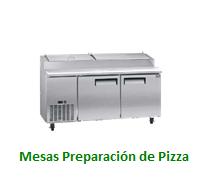 Mesas Pizza