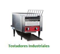 Tostadores Industriales