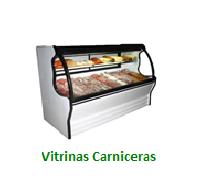 Vitrinas Carniceras