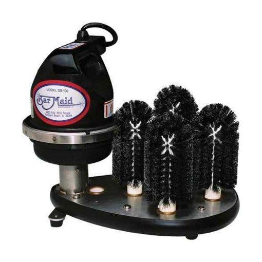 Lava Vasos con Cepillos BARMAID SS100