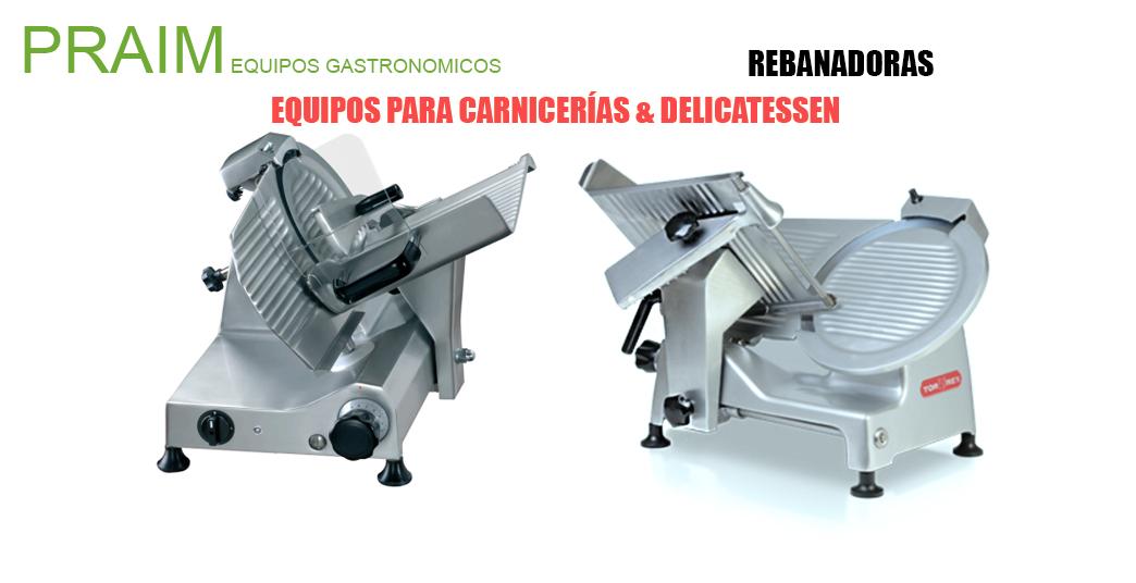 REBANADORAS