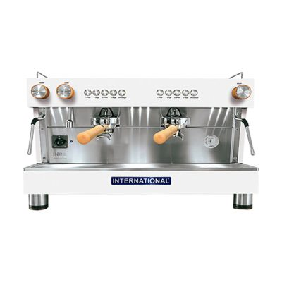 Cafetera Semiautomatica INTERNATIONAL BARISTA MB2G